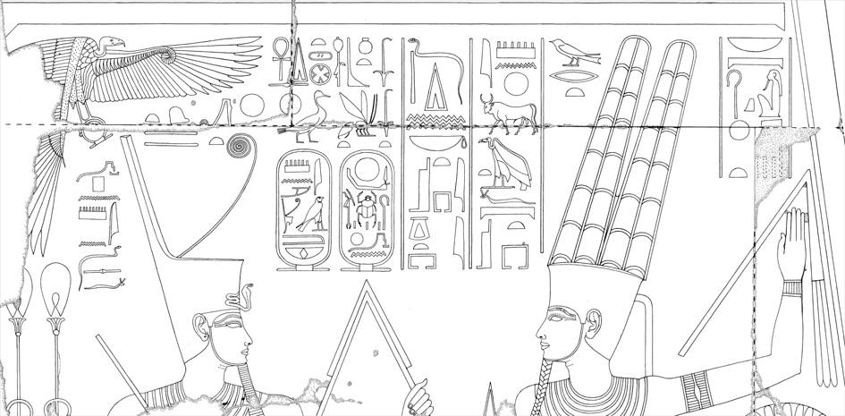 Jordan-Bickel-Chappaz_La_Porte_d'Horemheb_au_Xe_pylône_de_Karnak_img
